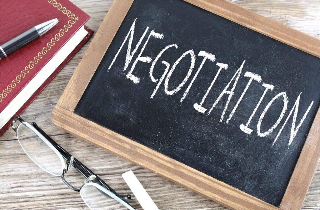 משא ומתן לרכישת דירה